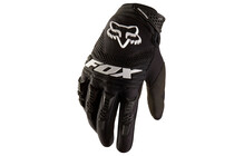 Fox Dirtpaw Gants longs Homme noir